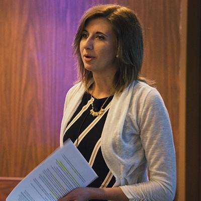 Nikki Nielson of Polaris Industries