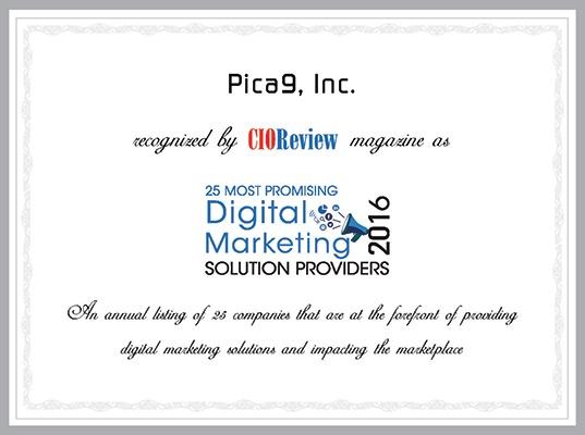 Pica9 certificate