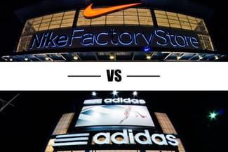 Nike vs. Adidas local brand management