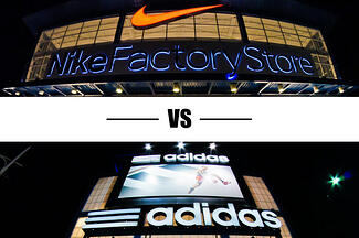Nike vs. Adidas local brand management