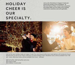 Marriott Holiday Cheer