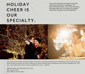 Marriott Holiday Cheer