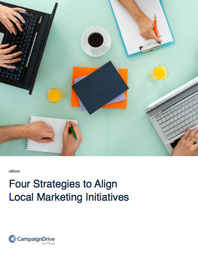 Four Strategies to Align Local Marketing Initiatives