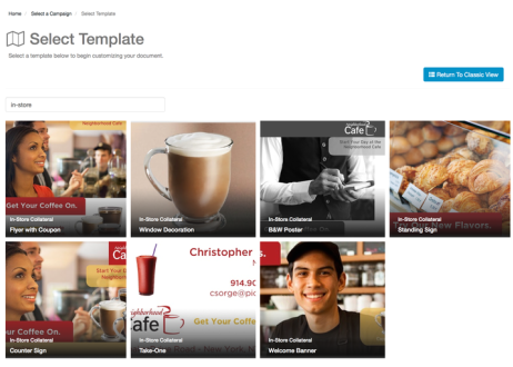 Find Marketing Templates Easily