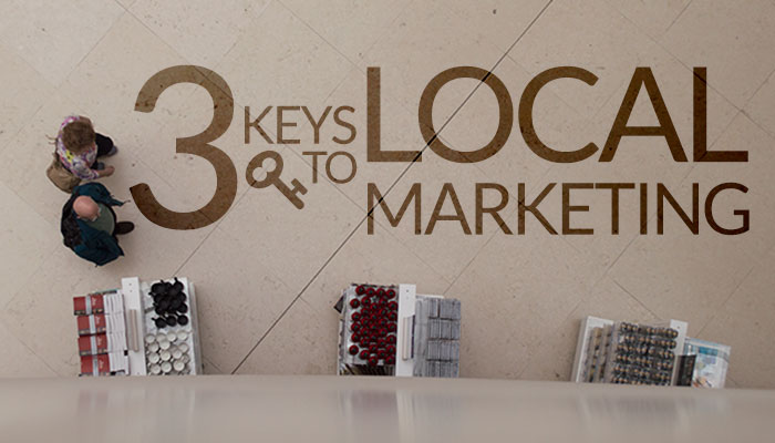 Keys to Local and Partner Marketing