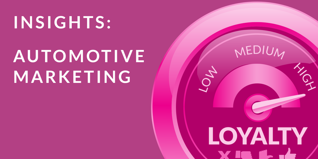 Infographic: Automotive Marketing Trends